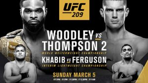 How To Watch Free UFC 209 PPV Woodley V S Thompson 2 Streaming KODI