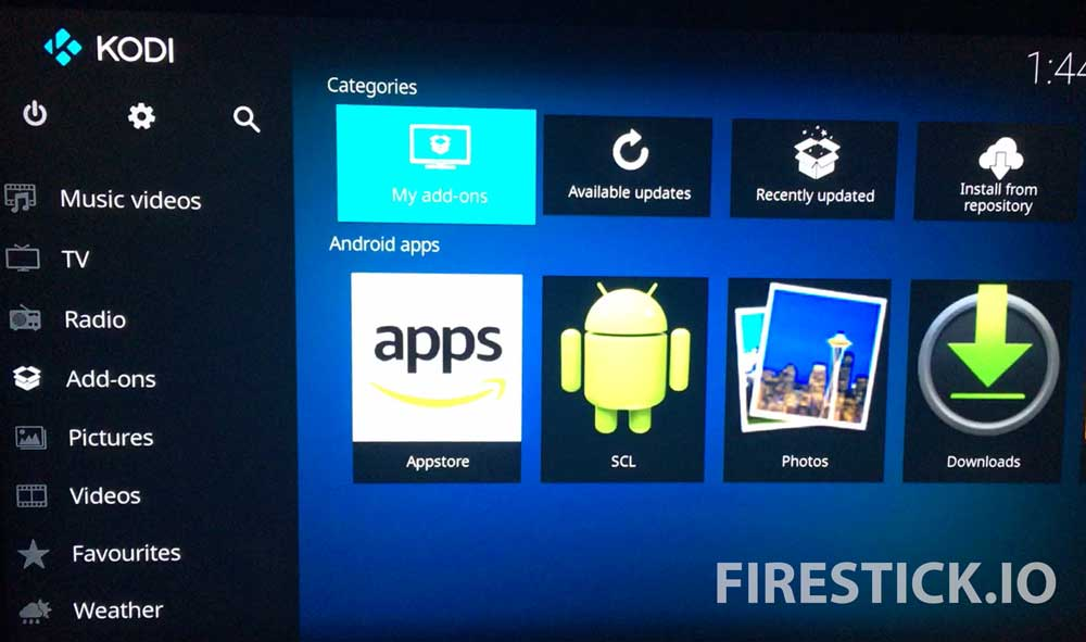 INSTALL KODI NO LIMITS MAGIC BUILD FOR FIRESTICK OR AMAZON FIRE TV: STEP 9