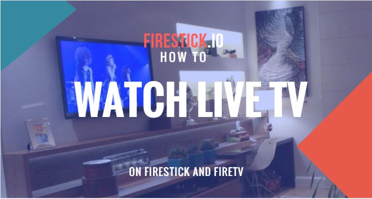 Watch Live Tv On Firestick Best Tv Streaming Apps