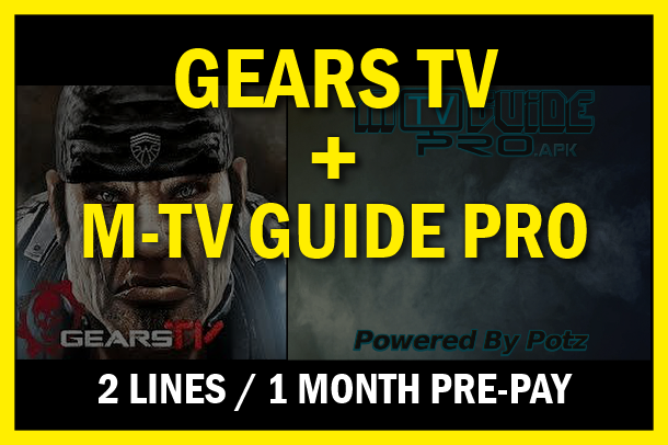 Gears Tv With M Tv Guide 2 Devices Renewal Firestick Io