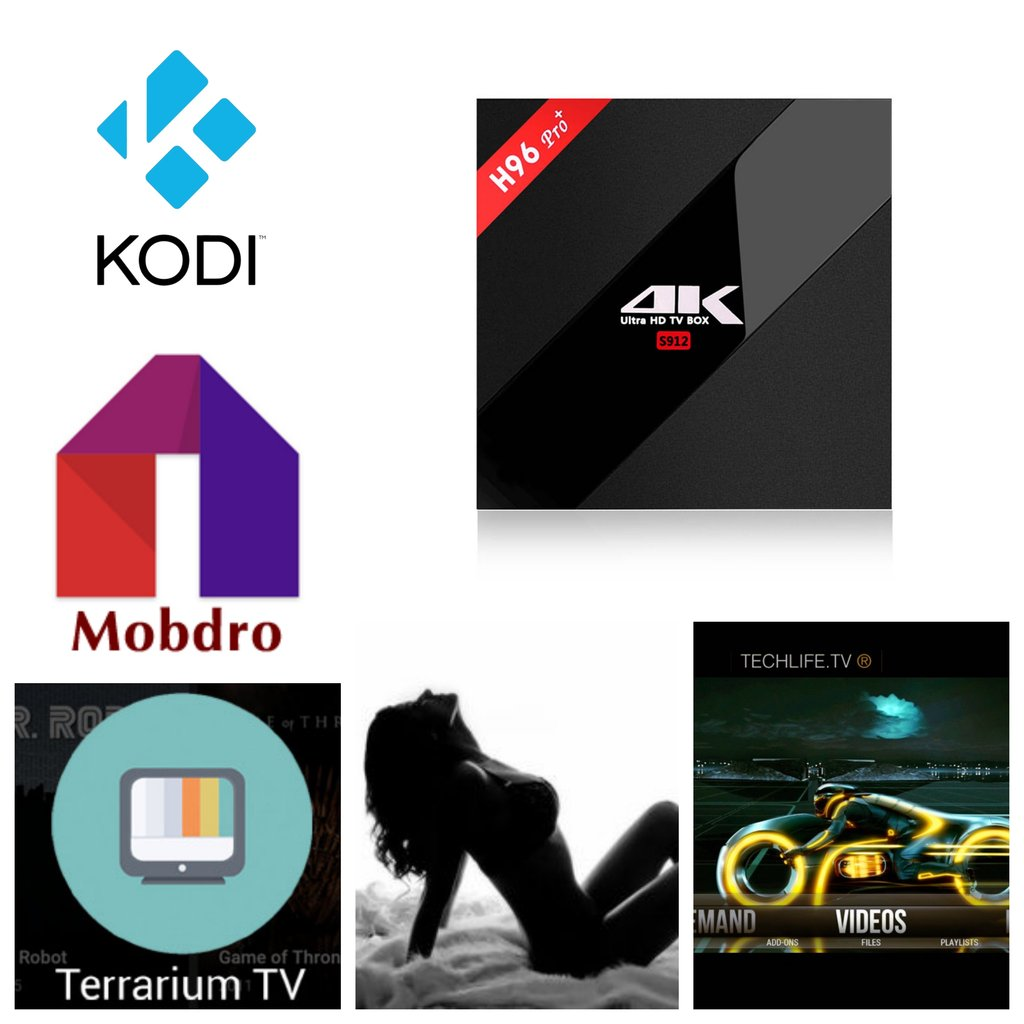OCTACORE ANDROID JAIL-BROKEN TV BOX ROOTED H96 PRO PLUS BOX W/ TERRARIUM  TV, MOBDRO, ADBLOCKER, VPN, AND 15+ OTHER PREMIUM APPS