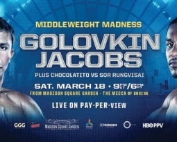 Watch Free PPV How To Stream Gennady Golovkin vs Daniel Jacobs HBO Boxing